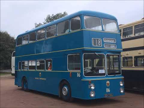 West Midlands Travel Birmingham Bus Bash 10th September 2017
