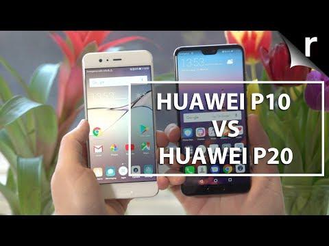 Huawei P20 vs P10: Should I upgrade?