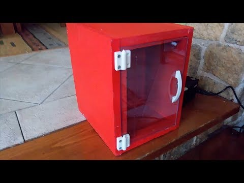 How to make your own small fridge