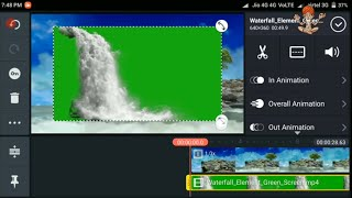 Unlimited video leyar in Kinemaster vfx video editing