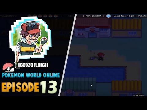 Pokemon World Online - Episode 13