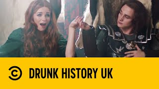 Russell Kane Does King Arthur - Drunk History   Comedy Central