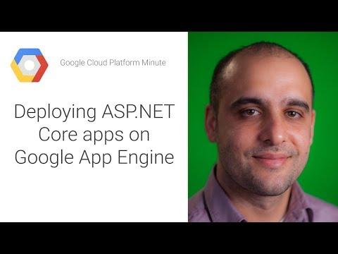 Deploying ASP.NET Core apps on Google App Engine