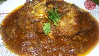 مريومة طبق اللحم بالبصل رووعة