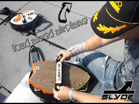 Slyde Handboards Adjustable Hand Strap Demo