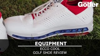 Ecco Cool golf shoe review