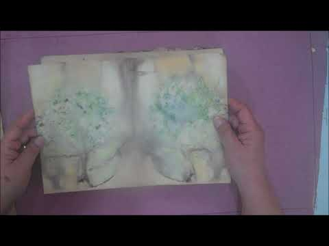 Eco Printing Boiled Books Episode 2