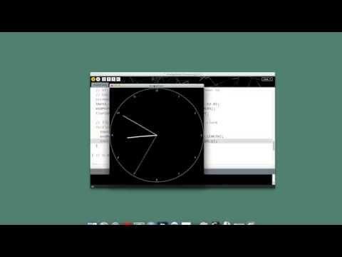 Analog Clock Part 5