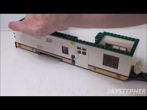 Lego Travel Trailer: Update 7