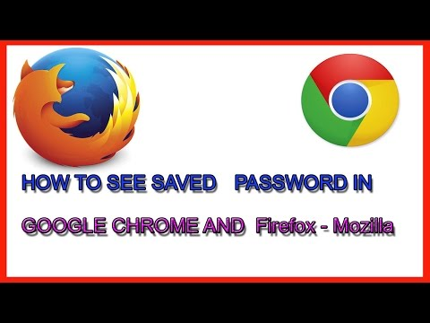 how to check saved password in google chrome [ hindi / urdu ]