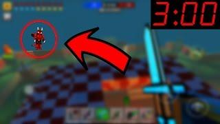 Do Not Play PG3D At 3:00 AM! (Pixel Gun 3D)