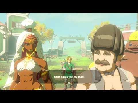 GETTTING MARRIED! The Legend of Zelda: Breath of the Wild