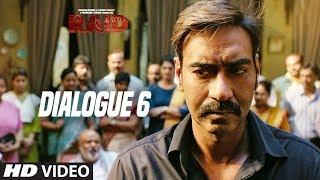 Phir Hum Khelege :Raid (Dialogue Promo 6) | Ajay Devgn | Ileana D