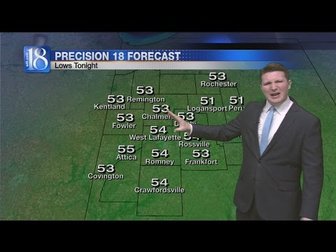 News 18 at Eleven's Forecast (02/20/17)