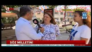 Recep Tayyip Erdoğan 24 Haziran Söz Milletin Yurt Dişinda Seçimler-9.6.2018-4 ömer Almanyadan