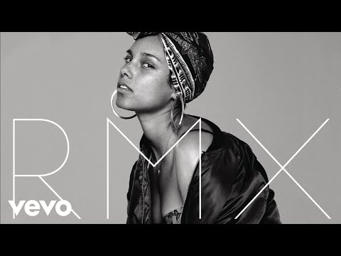 Alicia Keys - In Common (Lil Silva Remix) (Audio)