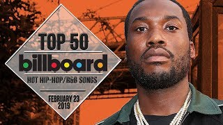 Top 50 • US Hip-Hop/R&B Songs • February 23, 2019 | Billboard-Charts