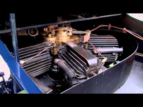 Rotary Engine! 1906 Adams-Farwell at Pebble Beach Concours d'Elegance 2011