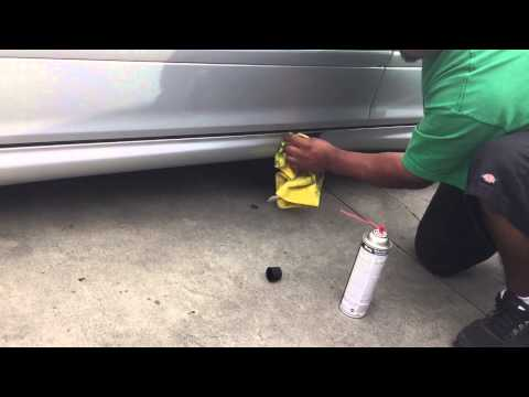 HOW TO Remove Stains Off Car Paint BMW 5 Series 3 Series E90 E39 528I 328I M5 M3