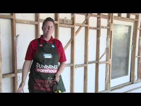 How To Lay Chipboard Flooring - DIY At Bunnings
