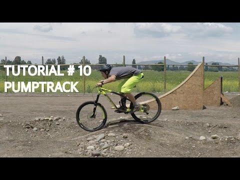 Tutorial #10 - Pumptrack + concurso finalizado!