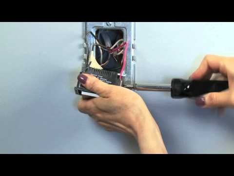 How-To Install Legrand Adorne Switches