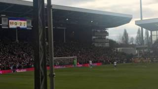 Spurs Fans Sing Songs talkSPORT Tried To Ban At Fulham