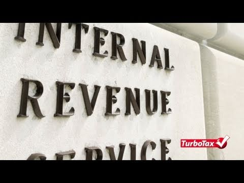 IRS 1099 Levy Contractor Options - TurboTax Tax Tip Video