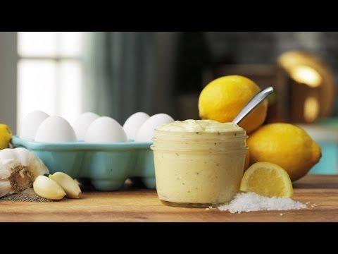 How to Make Homemade Mayo