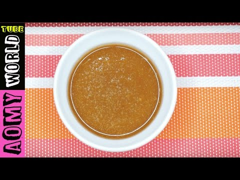 Ginger garlic sauce recipe | buffalo wild wings