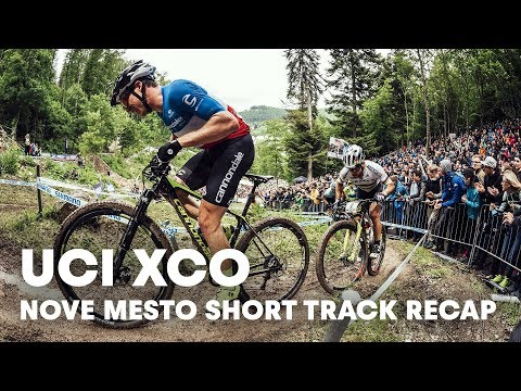 Cross Country short track recap in Nove Mesto, Czech Republic. | UCI MTB 2018