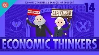 Economic Schools of Thought: Crash Course Economics #14