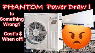 Mitsubishi Hyper Heat Mini Split  Ductless heating and cooling Cost and Review!