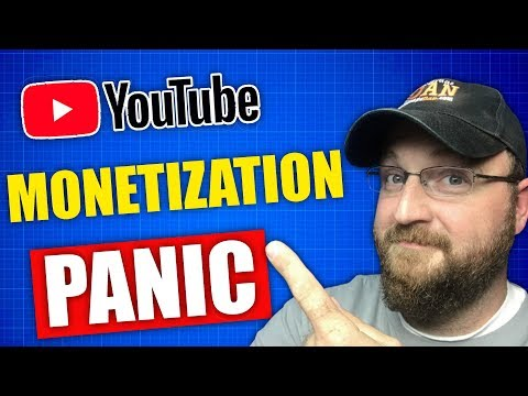 Channels Not Being Monetized on YouTube