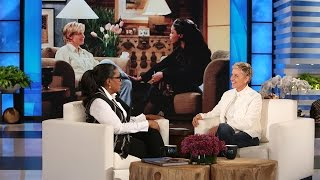 Oprah and Ellen Remember the History-Changing