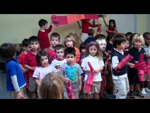 Village Montessori in Miami Celebrates Chinese New Year