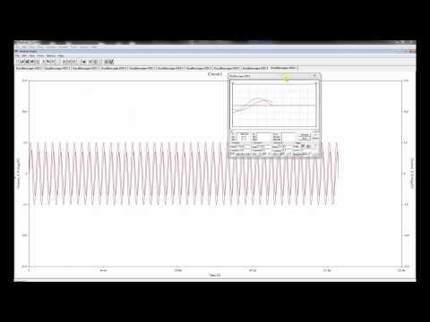 Simulate a single phase ac circuit using Multisim