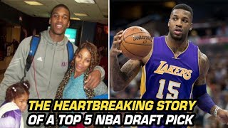 This NBA Player's Mom, Grandma and Grandpa Died In a Month