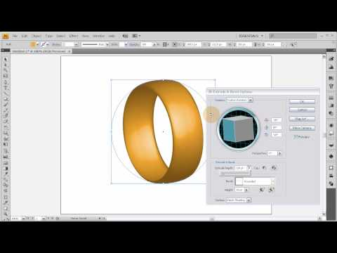 Clipping Mask Tutorial for Adobe Illustrator CS4