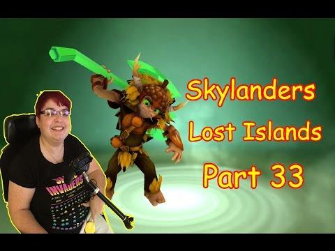 Skylanders Lost islands part 33 Traps