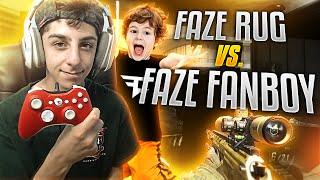 FAZE RUG VS FAZE FANBOY!! | FaZe Rug