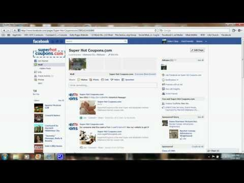 How to Change Your Facebook Page Username