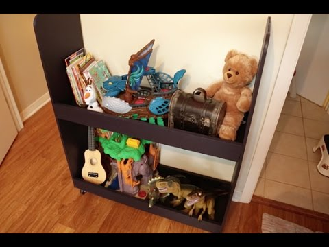 Storage Cart for Toys and Books