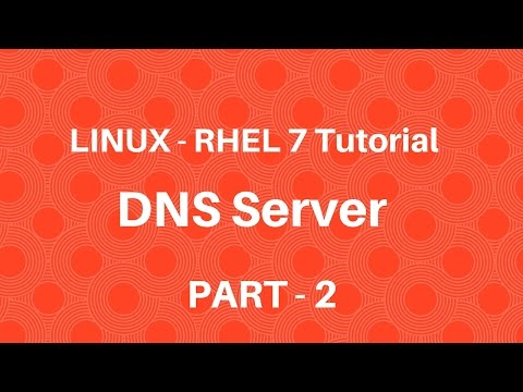 Linux in Hindi - RHEL 7 - DNS Server - Part 2 - Seven Layer Technologies