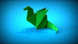 Origami Dragon (Jo Nakashima) | Madilynn Craft Blog | 180x320