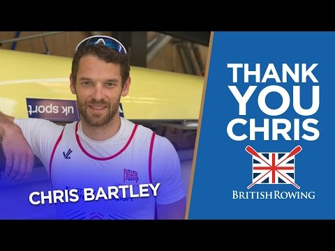 Good luck Chris | British Rowing's Bartley Retires