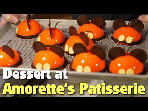 Dessert at Amorette's Patisserie | Disney Springs