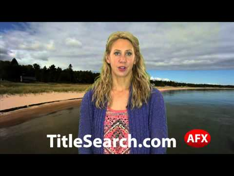 Property title records in Clinton County Michigan   AFX