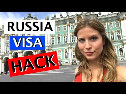 TRAVEL HACK: How To Get Into Russia Without a Visa   Travel Tips & Tricks   How 2 Travelers