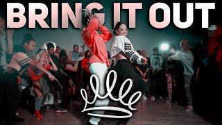 Bring it Out   DJ ESCO OT Genasis Future   Aliya Janell & Dexter Carr Collaboration